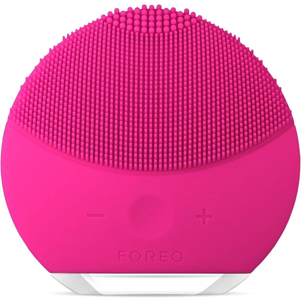 Foreo electric facial brush - silicone